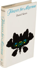 Books:First Editions, Daniel Keyes. Flowers for Algernon. New York: 1966. Firstedition. Inscribed....