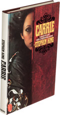 Books:First Editions, Stephen King. Carrie. Garden City: 1974. First edition. ...