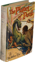 Books:First Editions, Otis Adelbert Kline. The Planet of Peril. [Chicago]: 1929.First edition. Signed....