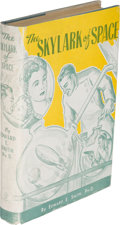 Books:First Editions, Edward E. Smith. The Skylark of Space. [Buffalo, NY]: 1946. First edition. Inscribed....