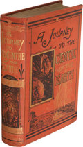 Books:First Editions, Jules Verne. A Journey to the Centre of the Earth. New York:Scribner Armstrong and Co., 1874 (...