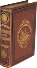Books:First Editions, Jules Verne. In Search of the Castaways. Philadelphia: 1873.First U. S. edition....