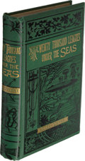 Books:First Editions, Jules Verne. Twenty Thousand Leagues Under the Seas. London: 1885. Early English edition. ...