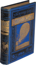 Books:First Editions, Jules Verne. Dropped From the Clouds. New York: 1875. First U. S. edition. ...
