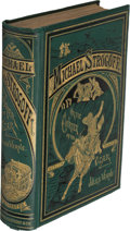 Books:First Editions, Jules Verne. Michael Strogoff. New York: 1877. First U. S. edition. ...