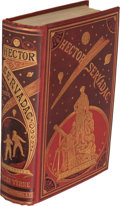 Books:First Editions, Jules Verne. Hector Servadac. New York: 1878. First U. S. edition....