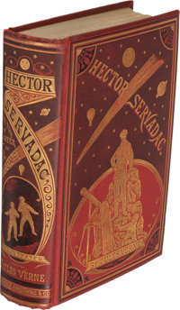 Jules Verne. Hector Servadac. New York: 1878. First U. S. edition