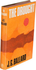 Books:First Editions, J.G. Ballard. The Drought. London: 1965. First edition. Signed....