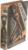 Books:First Editions, Philip Wylie. Gladiator. New York: 1930. First edition....