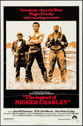"Movie Posters:Blaxploitation, The Legend of Nigger Charley (Paramount, 1972). Folded, Fine/VeryFine. One Sheet (27"" X 41""). Blaxploitation.. ..."