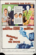 Movie Posters:Comedy, Marriage on the Rocks & Other Lot (Warner Brothers, 1965)....
