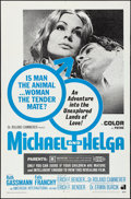 Movie Posters:Sexploitation, Michael and Helga & Other Lot (American International, 196...