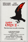 Movie Posters:Horror, Damien: Omen II & Other Lot (20th Century Fox, 1978). Fold...
