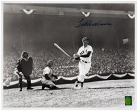 Ted Williams Signed Oversized Photograph, PSA/DNA Gem Mint 10