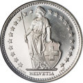 Switzerland:Helvetic Confederation, Switzerland: Confederation silver 2 Francs 1931-B,...