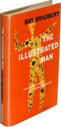 Books:First Editions, Ray Bradbury. The Illustrated Man. Garden City: Doubleday & Company, Inc., 1951. First edition. Inscribed twic...