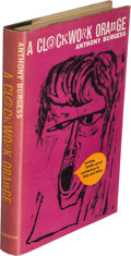 Books:First Editions, Anthony Burgess. A Clockwork Orange. London: 1962. Firstedition. ...