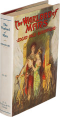 Books:First Editions, Edgar Rice Burroughs. The Warlord of Mars. Chicago: A. C. McClurg & Co., 1919. First edition, first printing wit...