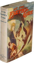 Books:First Editions, Edgar Rice Burroughs. At the Earth's Core. Chicago: A. C. McClurg & Co., 1922. First edition. ...
