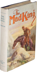 Books:First Editions, Edgar Rice Burroughs. The Mad King. Chicago: A. C. McClurg & Co., 1926. First edition, first state, with date on tit...