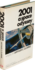 Books:First Editions, Arthur C. Clarke. 2001: A Space Odyssey. New York: 1968.First edition, first printi...