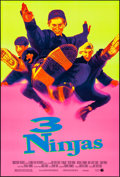 Movie Posters:Comedy, 3 Ninjas & Other Lot (Buena Vista, 1992). Rolled, Very Fin...