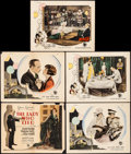 Movie Posters:Drama, The Lady Who Lied (First National, 1925). Folded and Unfol...