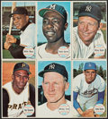Baseball Cards:Sets, 1964 Topps Giants Baseball Complete Set (60). ...