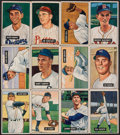Baseball Cards:Lots, 1951 Bowman Baseball Collection (20) - Includes Rizzuto, Kell,& Branca....
