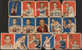 Baseball Cards:Lots, 1948 Bowman Basketball Collection (16). Offered is...