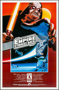 """Movie Posters:Science Fiction, The Empire Strikes Back (Killian Enterprises, R-1990). Rolled, Very Fine+. Tenth Anniversary Fan Club One Sheet (27"""" ..."""