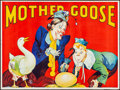 Movie Posters:Miscellaneous, Pantomime Theatre--Mother Goose (Taylors Printers, c.1930)...