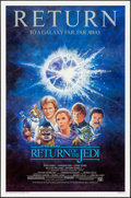 Movie Posters:Science Fiction, Return of the Jedi (20th Century Fox, R-1985). Rolled, Ver...