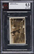 Baseball Cards:Singles (1930-1939), 1934 R & J Hill Tris Speaker #48 BVG EX-MT+ 6.5....