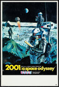 Movie Posters:Science Fiction, 2001: A Space Odyssey (MGM, 1968). Very Fine-. Her...
