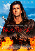 Movie Posters:Action, Braveheart (Paramount, 1995). Rolled, Very Fine. I...