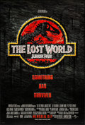 Movie Posters:Science Fiction, The Lost World: Jurassic Park (Universal, 1997). Rolled, V...