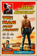 Movie Posters:Western, The Man from Laramie (Columbia, 1955). Folded, Fine/Very F...