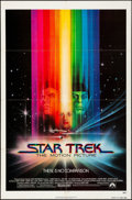 Movie Posters:Science Fiction, Star Trek: The Motion Picture (Paramount, 1979). Folded, V...