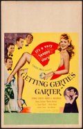 Movie Posters:Comedy, Getting Gertie's Garter & Other Lot (United Artists, 1945)...