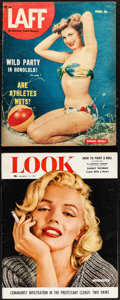 Movie Posters:Miscellaneous, LOOK & Other Lot (Cowles Magazines, 1953). Fine/Very Fine....