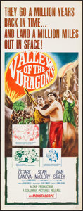 Movie Posters:Science Fiction, Valley of the Dragons & Other Lot (Columbia, 1961). Rolled...