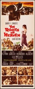 Movie Posters:Adventure, The Roots of Heaven & Other Lot (20th Century Fox, 1958). ...