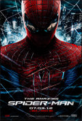 """Movie Posters:Action, The Amazing Spider-Man (Columbia, 2012). Rolled, Very Fine. OneSheet (27"""" X 40"""") DS Advance. Action.. ..."""
