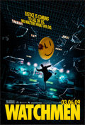 Movie Posters:Action, Watchmen (Warner Brothers, 2009). Rolled, Very Fine.