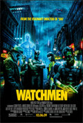 """Movie Posters:Action, Watchmen (Warner Brothers, 2009). Rolled, Very Fine+. One Sheet (27"""" X 40"""") DS Advance. Action.. ..."""