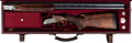 Shotgun:Double Barrel, Excellent Cased and Engraved Perazzi Mirage Over and Under Shotgun.. ... (Total: 2 Items)