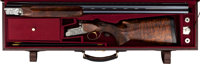 Excellent Cased and Engraved Perazzi Mirage Over and Under Shotgun