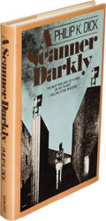 Books:First Editions, Philip K. Dick. A Scanner Darkly. Garden City: Doubleday & Company, Inc., 1977. First edition, review copy. Signed...