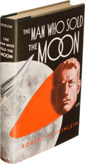 Books:First Editions, Robert A. Heinlein. The Man Who Sold the Moon. Chicago: 1950. First edition. Signed....